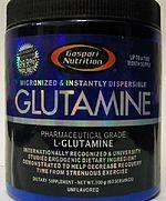 عکس گلوتامین