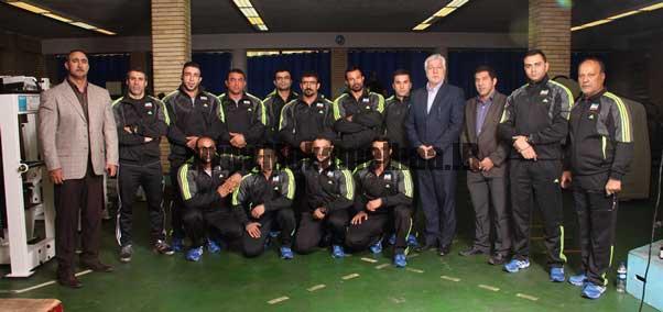 مسابقات قهرمانی پرورش اندام جهان ۲۰۱۴