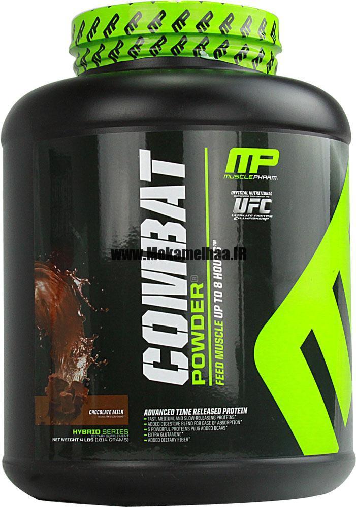پروتئین ترکیبی کمبت ماسل فارم Combat Muscle Pharm