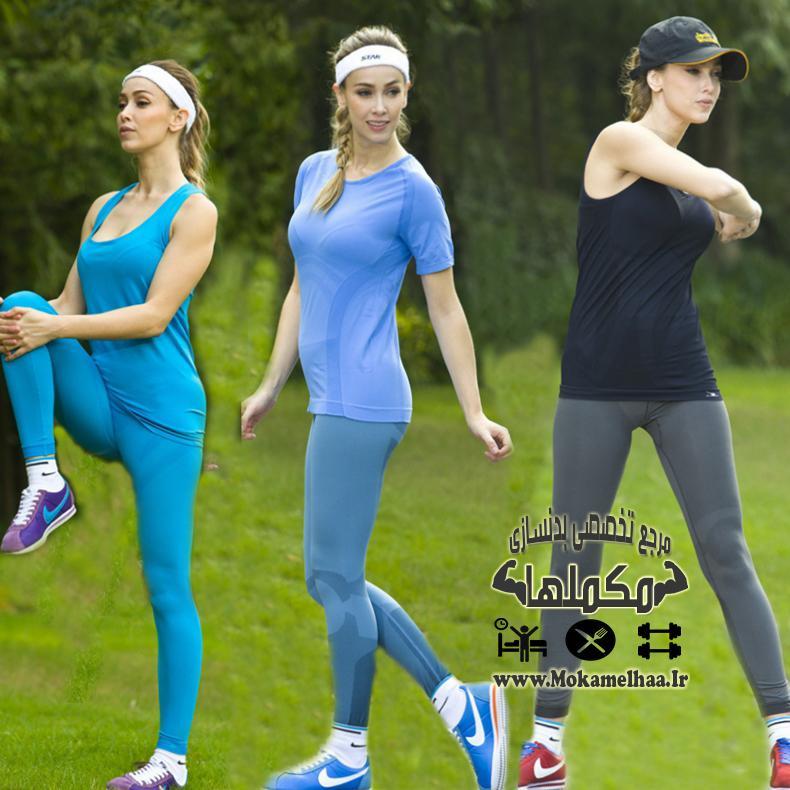برسی تاثیر لباس تنگ و جذب هنگام ورزش کردن,لباس تنگ در ورزش,لباس تنگ برای بدنسازی,تاثیر لباس تنگ در بدنسازی