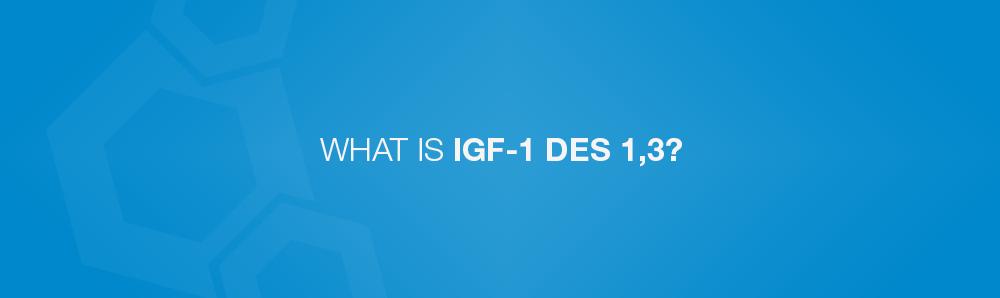 پپتید IGF-1 DES