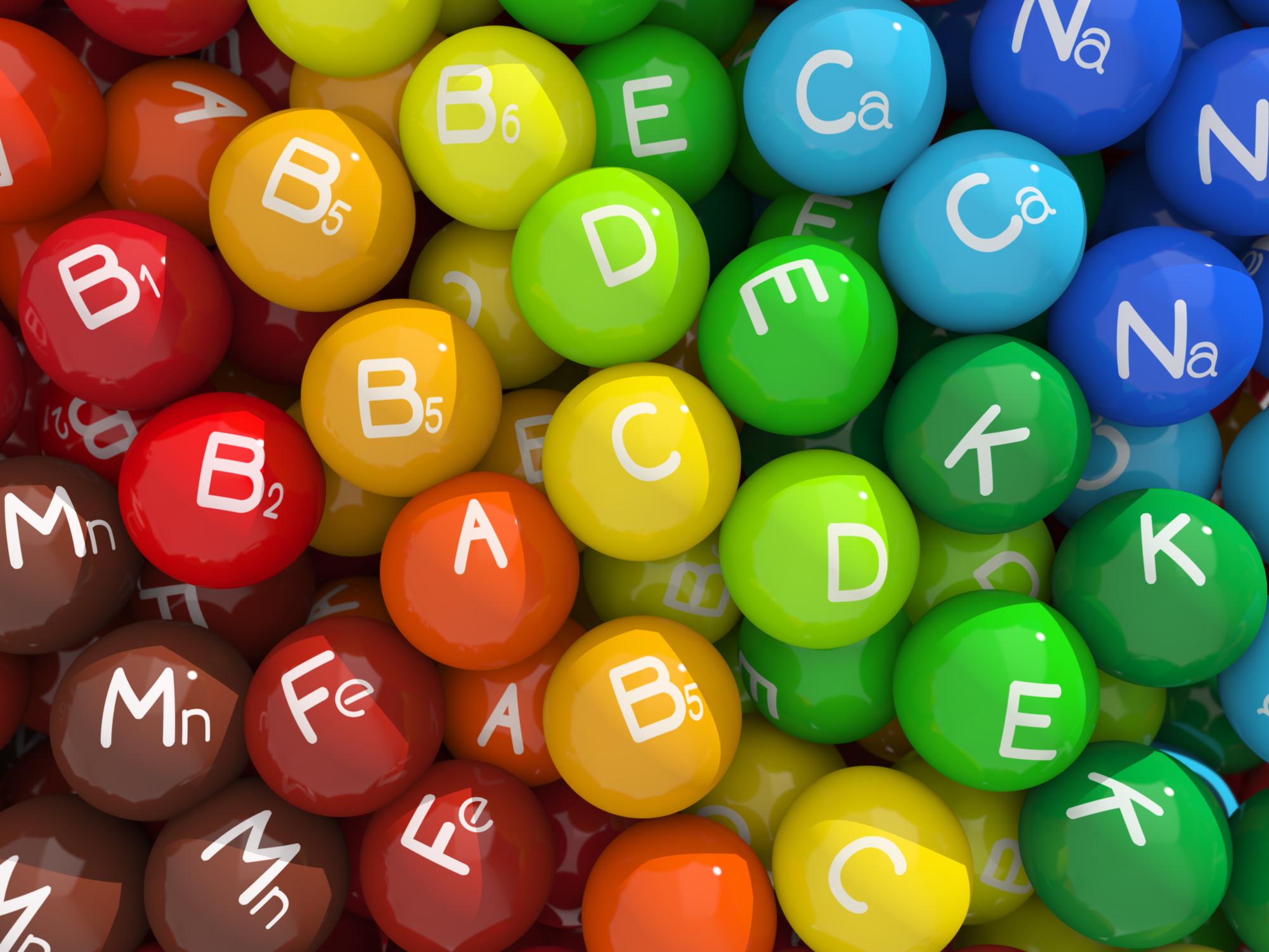 ۵ ویتامین بسیار مهم برای عضله سازی و ریکاوری