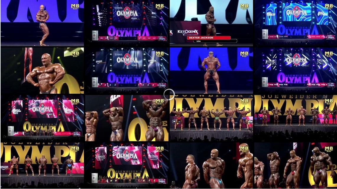 عکس دانلود مسابقات مستر المپیا 2015 |Mr Olympia 2015