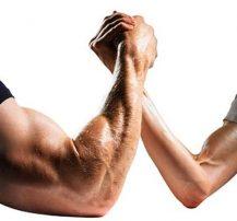 عکس رابطه جنسی و عضله سازی