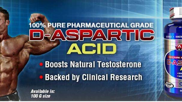 دی اسپارتیک اسید و مزایای زیاد آن