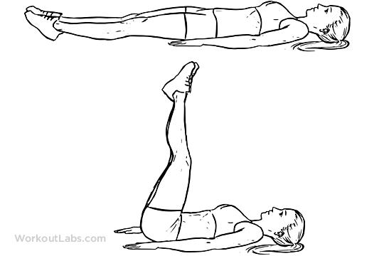 عکس برنامه تمرینی پشت و شکم (FST-7) از مربی بزرگ هنی رامبد