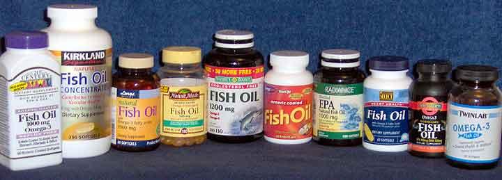 fish oil brands