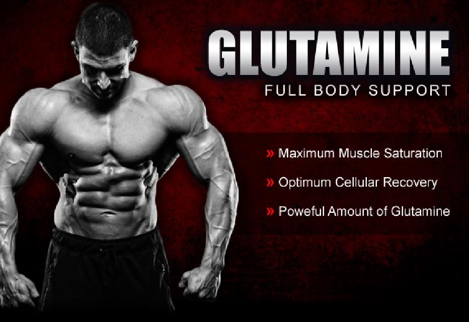 عکس نقش گلوتامین در سلامت بدن