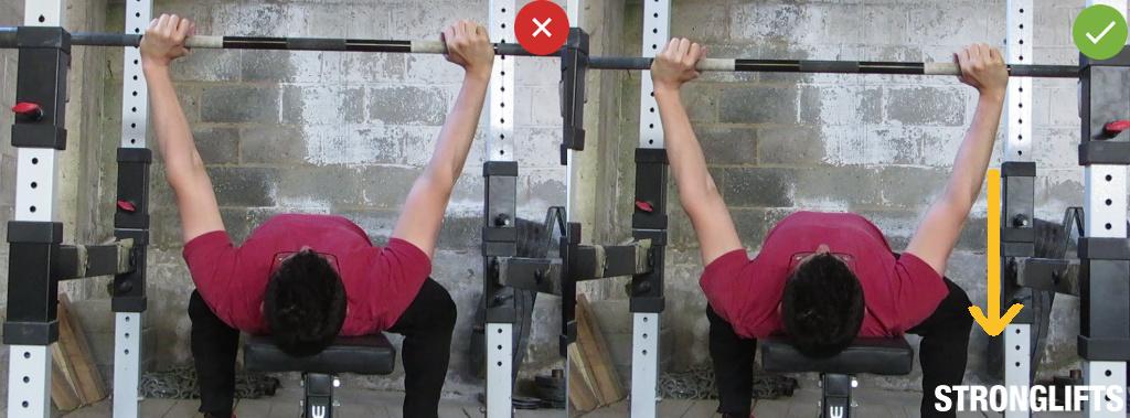 Bench Press Shoulders