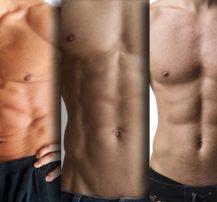 عکس تمرین ۴۰ دقیقه ای سه جانبه برای داشتن شکمی کامل