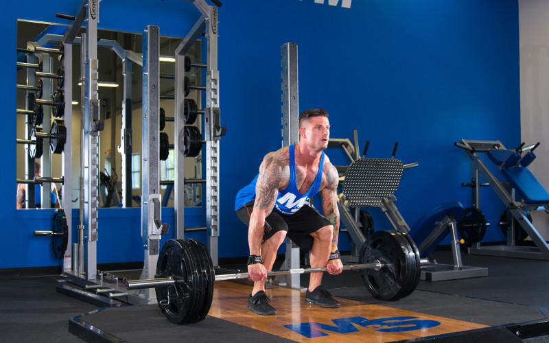 Muscle Building Deadlift