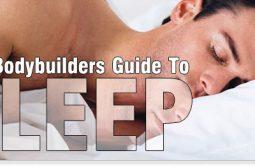 نقش پر رنگ خواب مناسب و کافی در چربی سوزی و عضله سازی