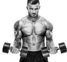 عکس برنامه تمرینی ۶ هفتهای کارامد افزایش حجم خالص عضلانی