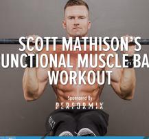 عکس برنامه تمرینی حرفه ای و کارامد عضلات پشت از اسکات متیسون