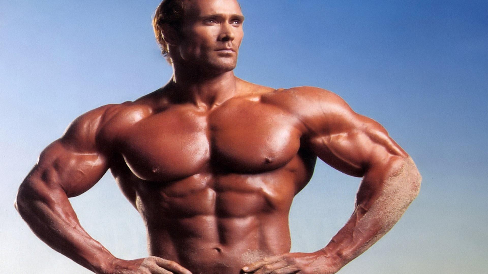 HD Bodybuilding Picture