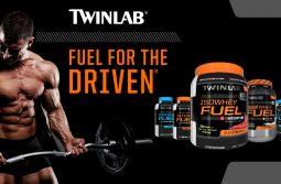 معرفی کمپانی مکمل های بدنسازی توینلب|Twinlab