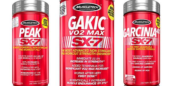 معرفی و بررسی مکمل قبل از تمرین (GAKIC VO2 MAX SX-7)