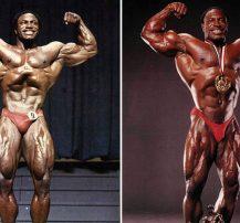عکس نکات تمرینی عضلات سینه از اسطوره بدن سازی لی هنی
