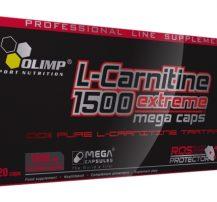 عکس معرفی و بررسی مکمل L-CARNITINE 1500 Extreme از کمپانی الیمپ