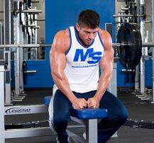 عکس تمرینات با فراوانی بالا و تقویت رشد عضلات به شکل جدید