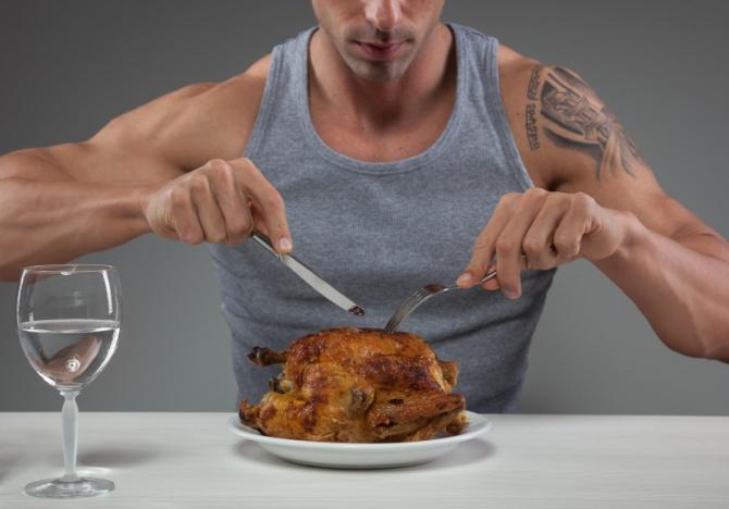 Bulking eating plan