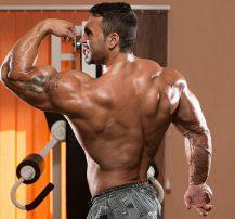 عکس ۱۰ نکته برای عضله سازی در سریعترین زمان ممکن