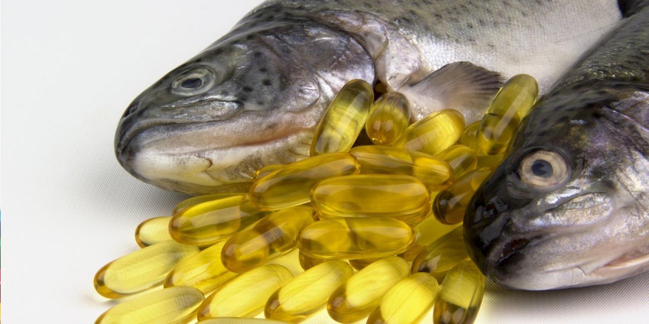 عکس ۵ دلیل برای مصرف مکمل روغن ماهی