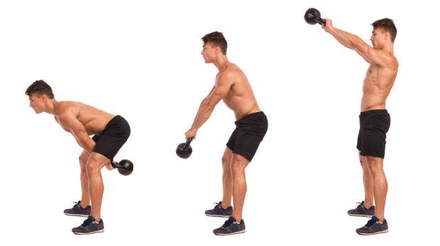 عکس افزایش قدرت به منظور رشد حداکثری عضلات