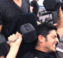 عکس چگونه تمرینات تا ناتوانی عضلانی میتواند باعث رشد یا اختلال در رشد عضلات شود