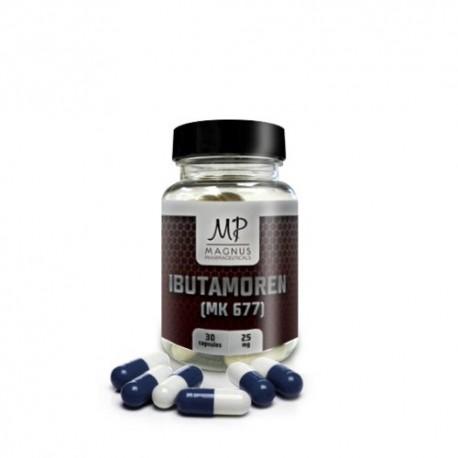 عکس Mk-677 ایبوتامورن برای افزایش عضله سازی، قدرت استخوانها و افزایش طول عمر