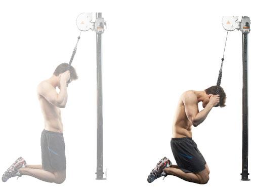 عکس ۵ حرکت برتر عضلات شکم برای ساختن شکمی شش تکه