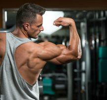 عکس بهترین روش برای پیشرفت در عضلات ضعیف تر و دیر رشد