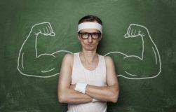 عکس بهترین رژیم غذایی و برنامه تمرینی برای انواع تیپهای بدنی