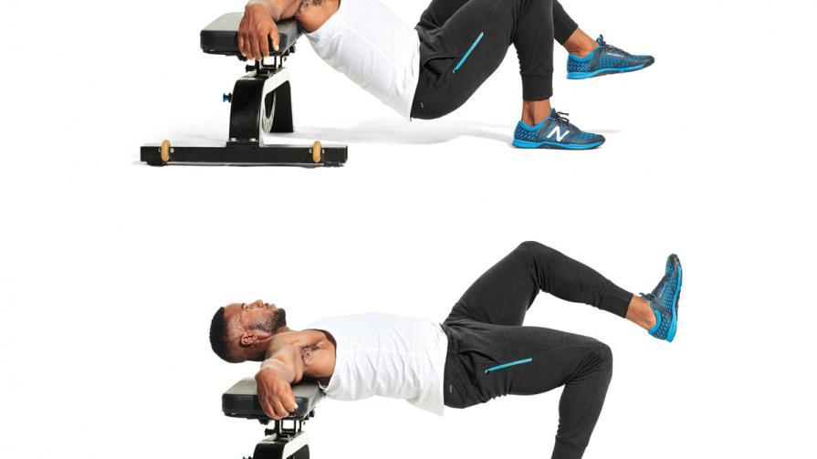Image result for single leg hip thrust