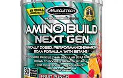عکس بررسی مکمل Amino Build Next Gen از کمپانی ماسل تک