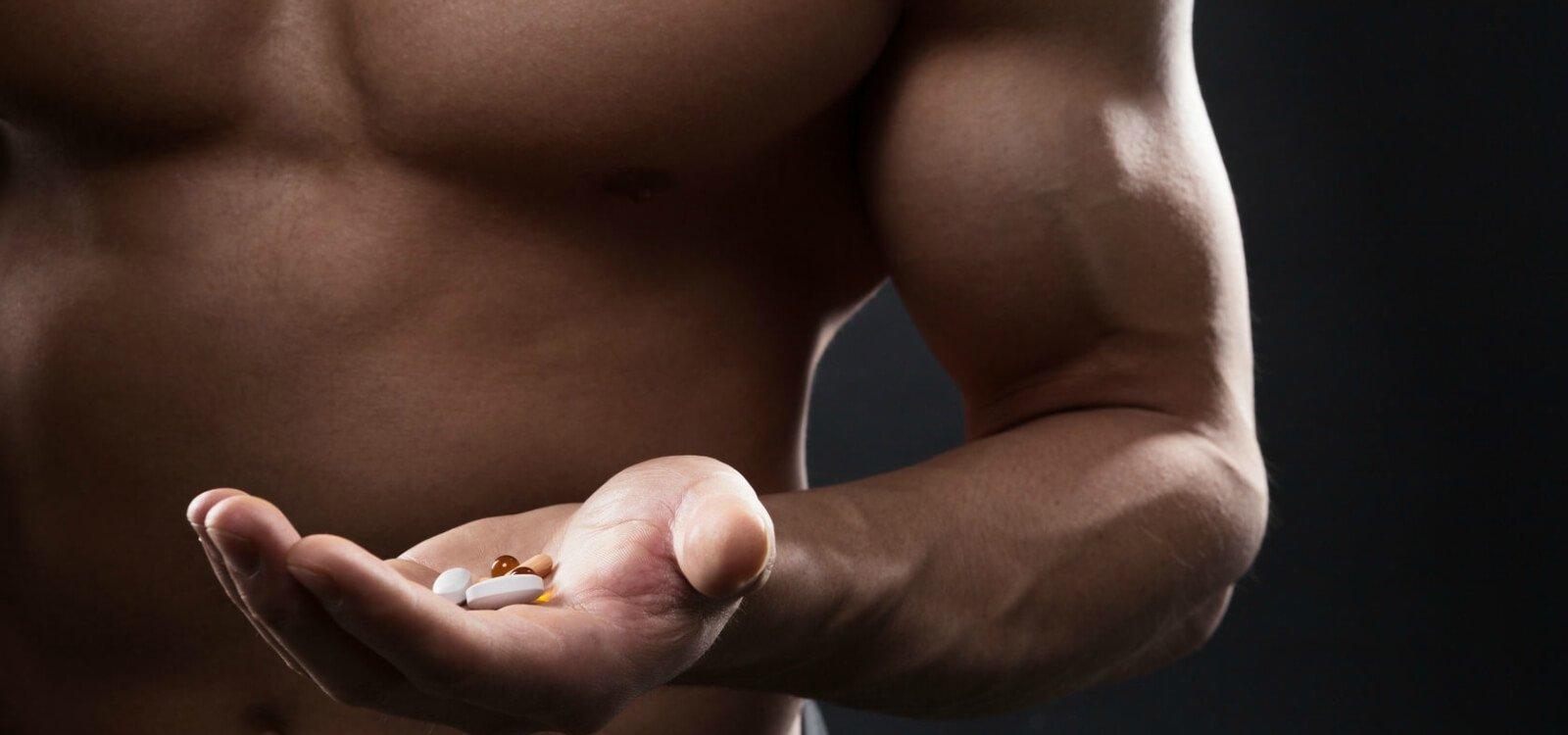 عکس آیا مصرف مسکنها باعث کاهش عضله سازی میشود؟