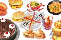 ۱۰ راه عملی برای ترک مصرف غذاهای مضر