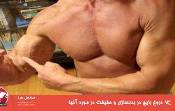 ۹ نکته برای دم عضلانی بهتر در تمرینات دست (همراه برنامه تمرینی)