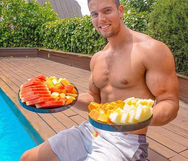 بدنسازی و گیاه خواری