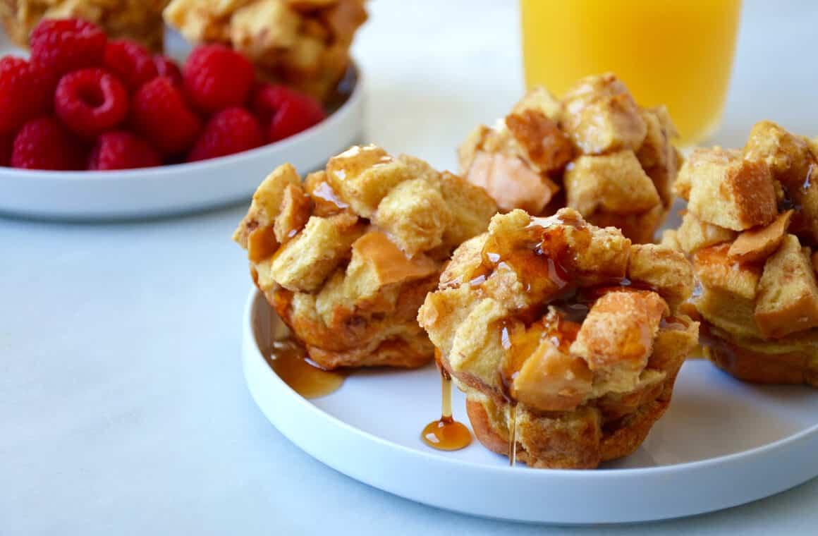 cinnamon french toast muffins recipe 1