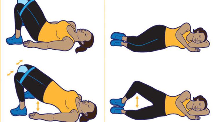 ورزش برای تقویت اندام تناسلی زنان