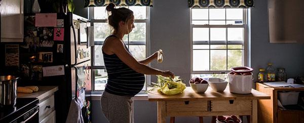 کرونا در بارداری