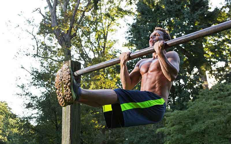 حفظ عضلات در خانه