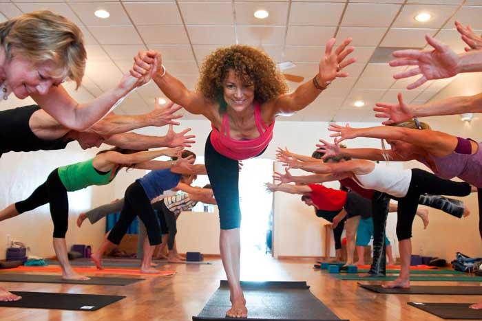 اصول ورزش یوگا