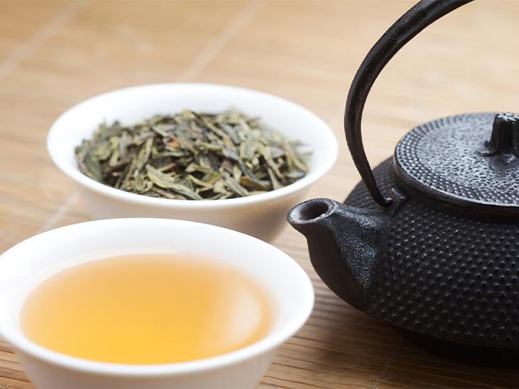 خواص عصاره چای سبز