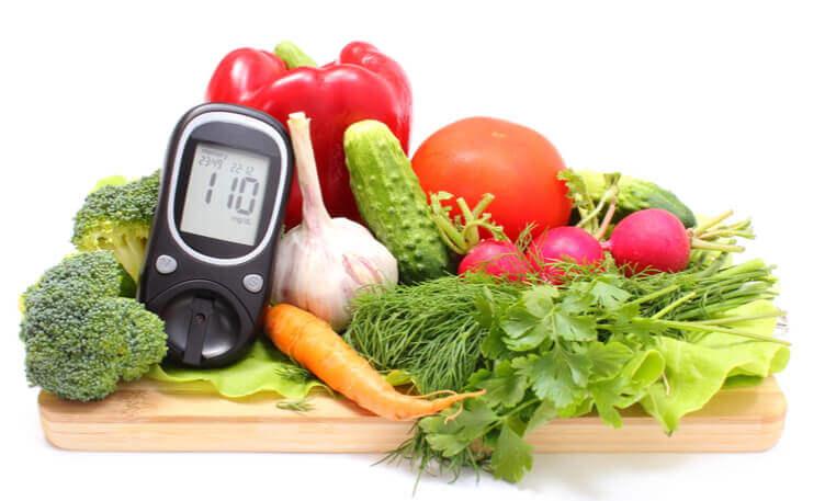 غذای دیابتی ها