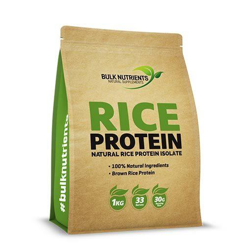 راهنمای خرید مکمل بدنسازی پروتئین برنج