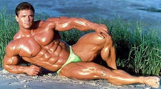 Model bodybuilding f