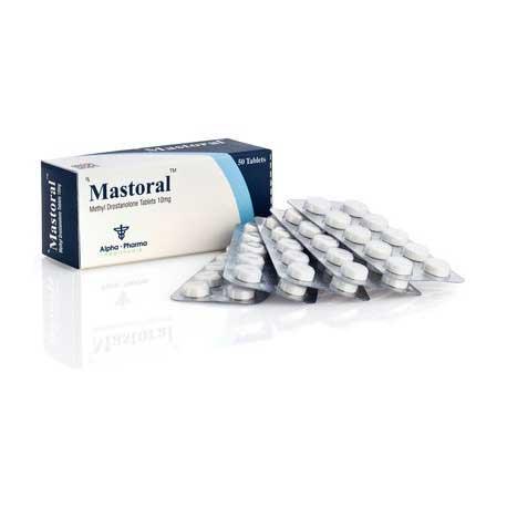 سوپردرول (متیل دروستانولون)