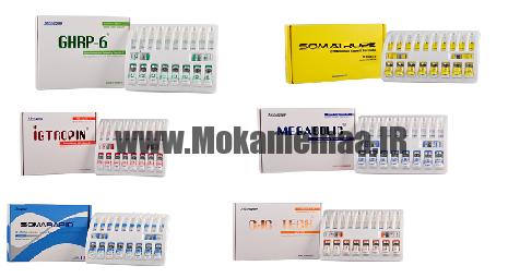 برای اولین بار در ایران(فروش بیش از 20 نوع پپتید), IGF-1 IGF-1+IGF-2, CJC1295, CJC1295 DAC, CJC1295+Hexalin, CJC+GHRP6, GHRP6, GHRP2, GHRP2+GHRP2, HGH FERAGMENT,برند:سولواستار(SOLOSTAR):, CJC1295, IGF-1 Active, HEXALIN Active, FollIstan Retard, Somatropin, برند آنابول کد(ANABOL COD), MixCode1(GHRP6+CJC1295), MixCode2, MixCode-(Hexalin), برند:مدیتک(Meditech):, GHRP-2, GHRP-6, CJC-TECH, IGTROPIN, سی جی سی مدیتک,ای جی اف مدیتک,پپتید مدیتک,پپتاید مدیتک,پپتید مدیتچ,جی اچ آر پی 6 مدیتک,مدیتچ,جناتروپین,سیجی سی جناتروپین,آی جی اف جناتروپین, SOMARAPID, SOMATROPE, EPOREX 3000,